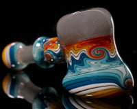 Mitchell Glass Ghost Gray 2x4 Linework Hammer