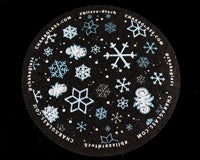 Chaka Glass Blizzard Tech Mood Mat