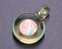 Empty Dish Serum Pendant
