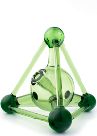 Kid Glass 5 Cell Tetrahedron Rig