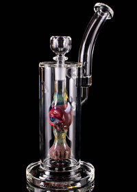 C2 Demon Eye Showerhead Bubbler