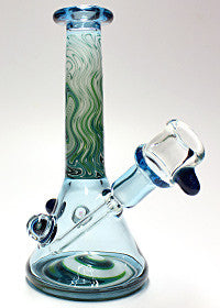 Crux Glass 10mm Dab Rig