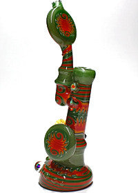 Dave Umbs Wig Wag Linework Bubbler