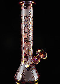 Opinicus9 Gold Blasted Tube