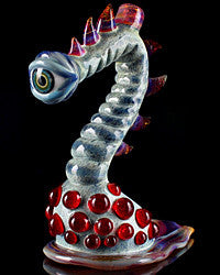 EyeSquirm Creature Pipe