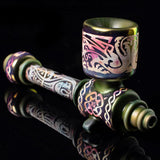 Kravin x GZ Ancient Blasted Beast Knotwork Steamroller