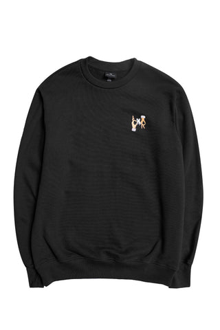 Hands Crewneck Sweatshirt Black