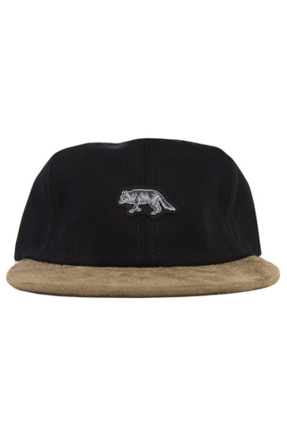 Geowulf Polo Cap Black