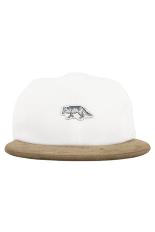 Geowulf Polo Cap White