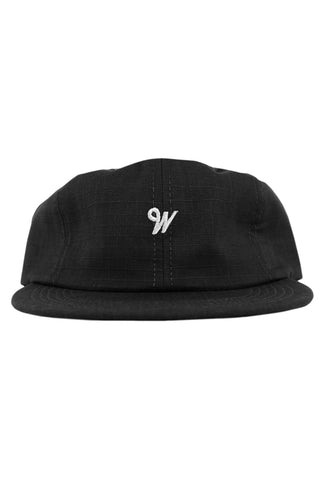 Raines Polo Cap Black