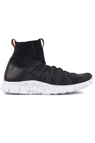 FLYKNIT MERCURIAL BLACK DARK GREY