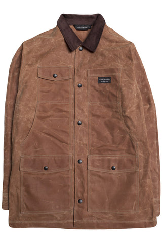 Renfrew Work Jacket Brown