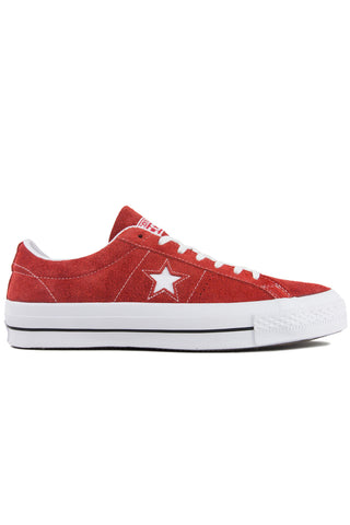 CONS One Star Red/White