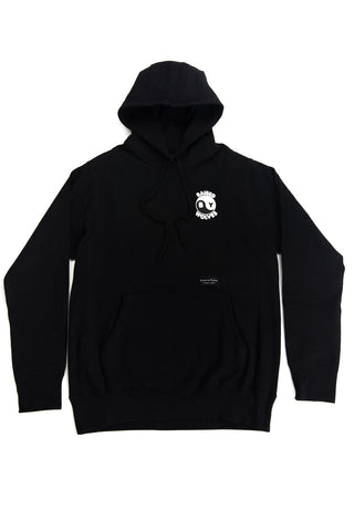 Ferg-Yang Hooded Sweatshirt Black