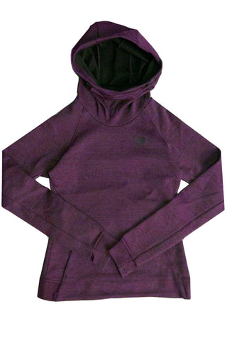 WMNS Tech Fleece Hoodie Mulberry