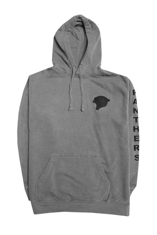 Panther Hoody Heather Grey