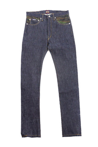 5-POCKET SELVAGE JEANS