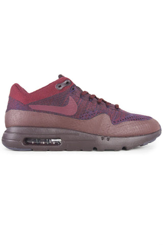 Air Max 1 Ultra Flyknit Grand Purple Team Red