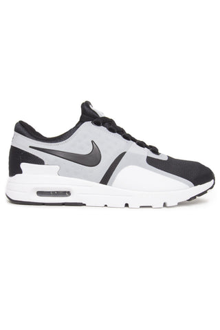 WOMENS AIR MAX ZERO WHITE BLACK