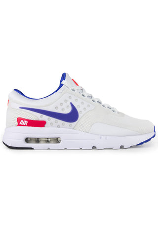 AIR MAX ZERO QS WHITE ULTRA SOLAR RED