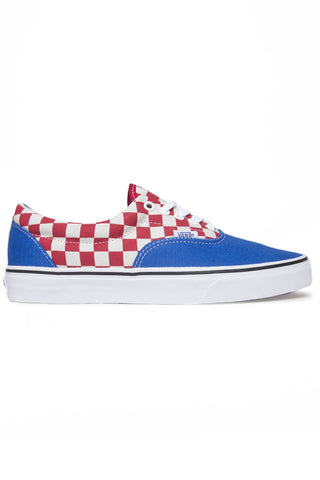 2-Tone Era Check Blue Red