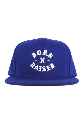 Rocker Snapback Royal Blue