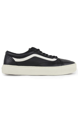 Leather Old Skool Cup Black