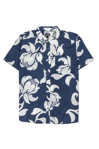 Men's Go To Shirt Glass Blue