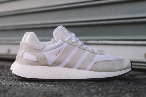 ADIDAS INIKI RUNNER WHITE GREY