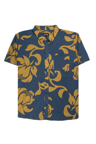 Men's Go To Shirt Bay Blue