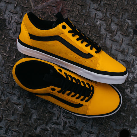 VANS X THE NORTH FACE OLD SKOOL MTE DX YELLOW
