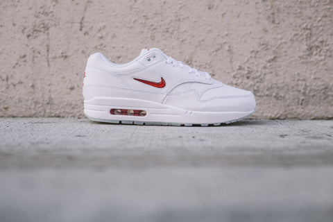 Air Max 1 Premium SC Rare Ruby White