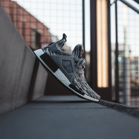 ADIDAS NMD XR1 PK BLACK GREY