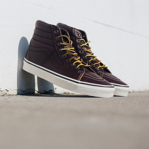 VANS GROUNDBREAKERS RUM RAISIN MARSHMALLOW