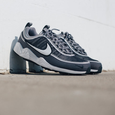 Nike Air Zoom Spiridon '16 Dark Grey Pure Platinum
