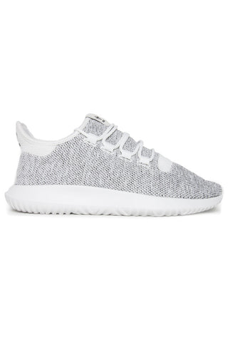 Tubular Shadow Knit White Black