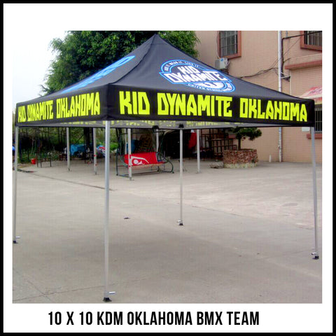 Custom Tents & Custom Tents u2013 Kid DynaMite Apparel Co.