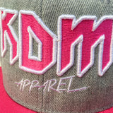 KDM Denim Hats 2 color options