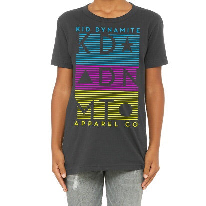 "KDM ""SHAPES"" Youth Shirt"