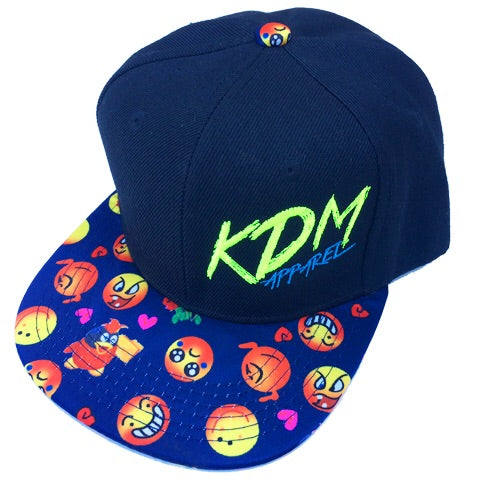 KDM Jr Emoji Hat