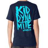 KDM Donut Monster Triblend Tees