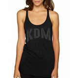 KDM Women's Razorback Tanks