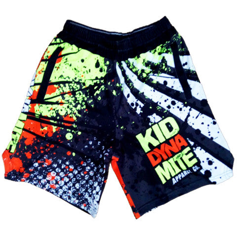KDM Shorts - 3 color options