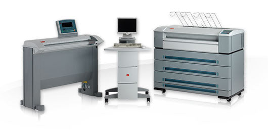 OCE TDS600 PLAN COPIER SERVICE AND REPAIR