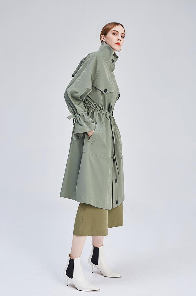 Josephine Trench Coat - MsHEM women clothing