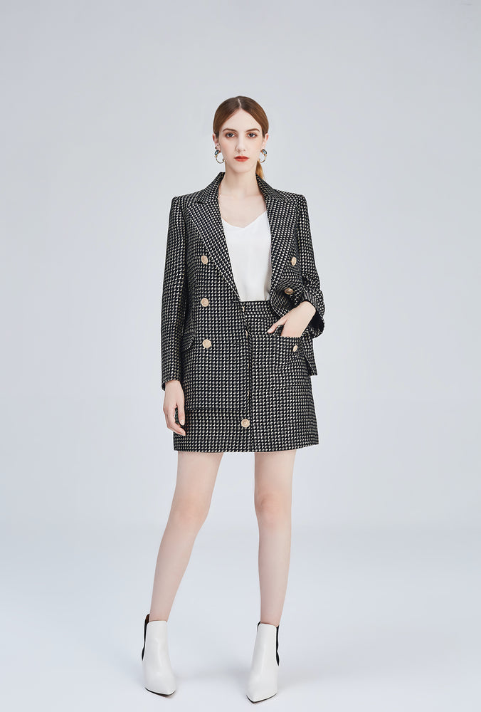 Cleo Blazer - MsHEM women clothing