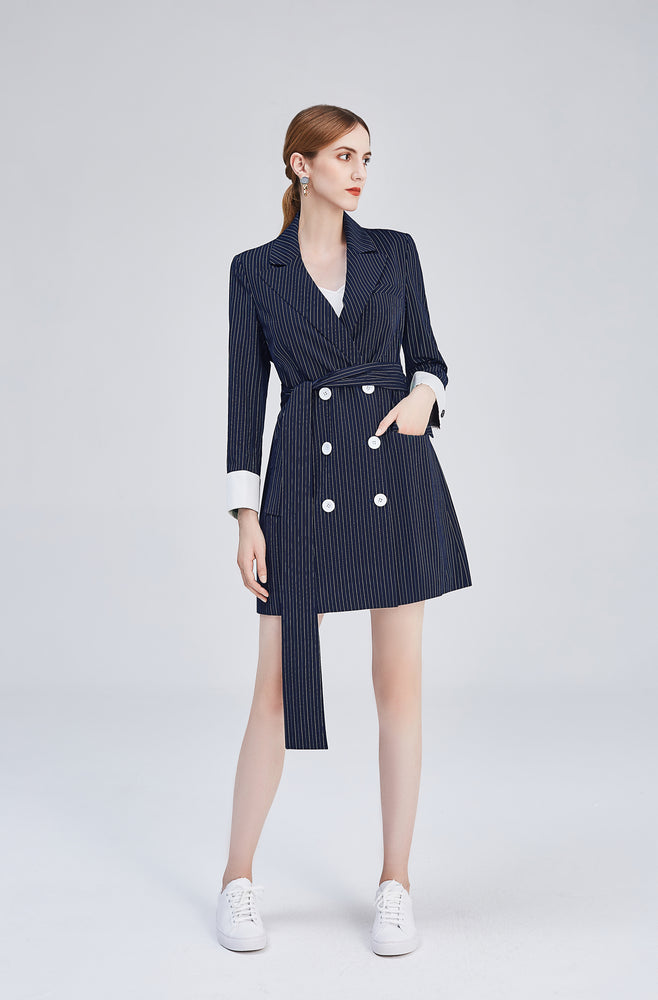 Alexa Blazer Dress