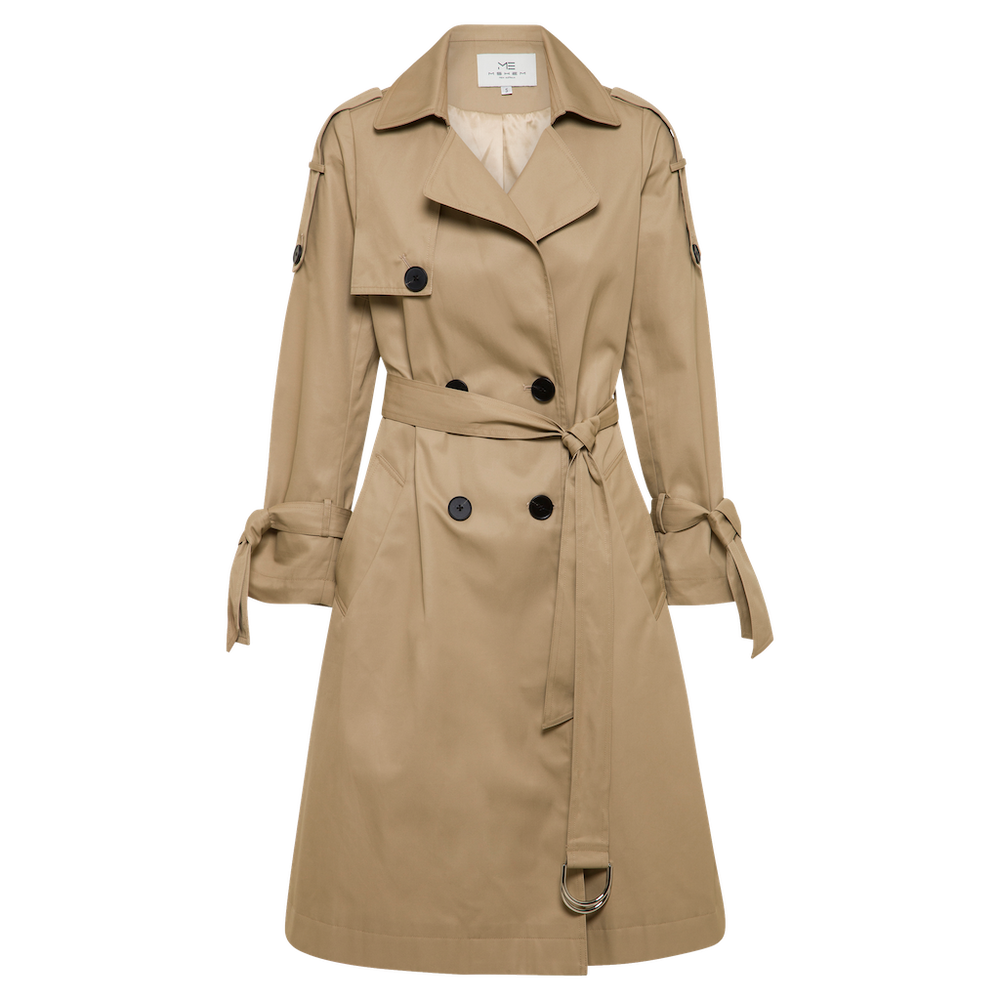 unbeatable price cheapest price look good shoes sale Laura Trench Coat