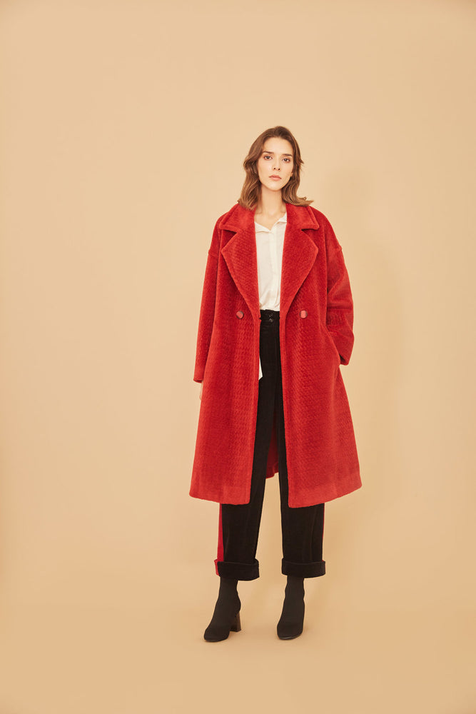 Scarlett Wool Coat