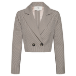 Blair Cropped Blazer - MsHEM